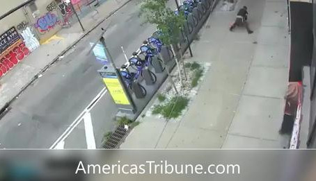 Woman Sexually Assaulted In Broad Daylight In New York
