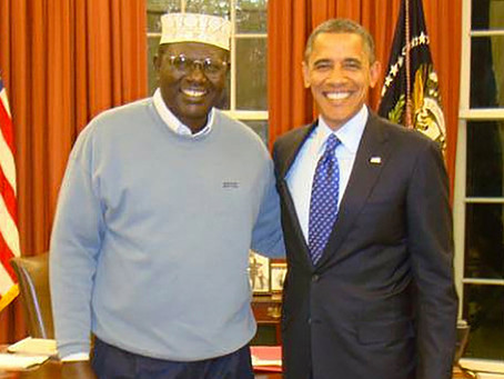 Barack Obama's Brother Slams Biden Supports TRUMP.