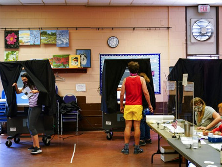 BREAKING: Pennsylvania Voting Machines Caught Rejecting REPUBLICAN Ballots in Primary Election