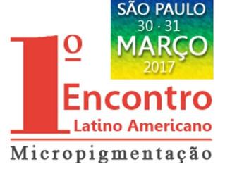 1º Encontro Latino Americano de Micropigmentação - Brasil/SP