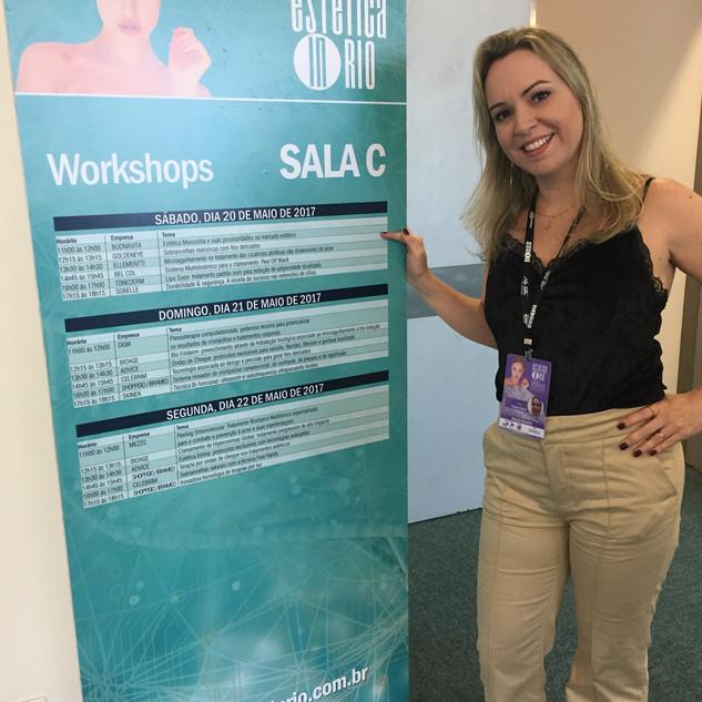 Workshop - Estética in Rio