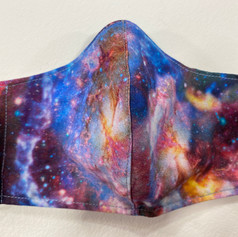 #19 Galaxy fitted mask