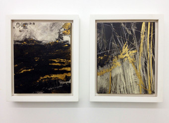 Dried Out (Diptych)