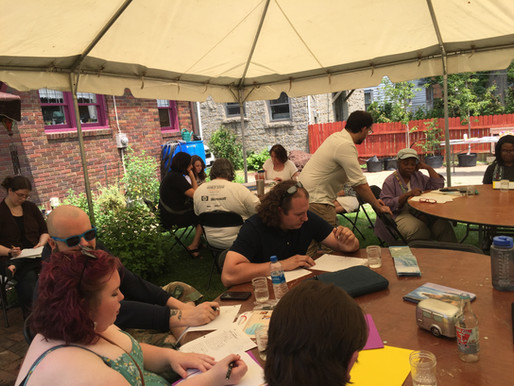 Summer Mini Writing Camp II