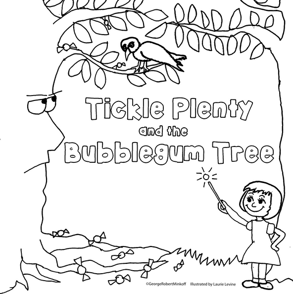 Tickle Plenty and the Bubble Gum Tree  G