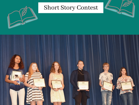 Short Story Contest: Alive and Well in 2021!  - By Joelle Crahay,