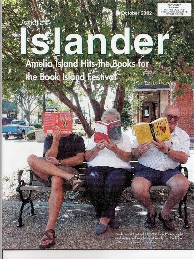 Island Magazine Covere October 2002