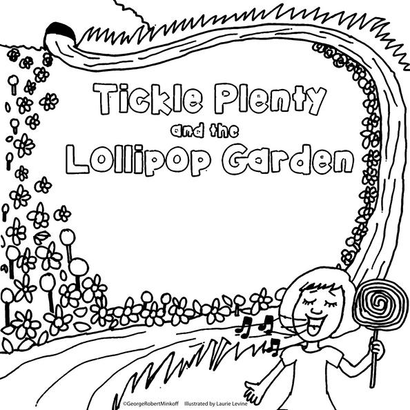 Tickle Plenty and the Lollipop Garden Gr