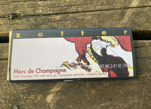 Marc de Champagne Bar