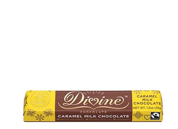 Milk Chocolate Caramel Snack Bar