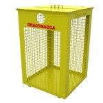 Контейнер для сбора отходов пластмассы  02.02.005