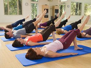 Mixed Mat Pilates Class