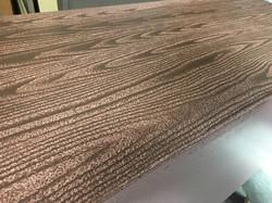 faux wood graining