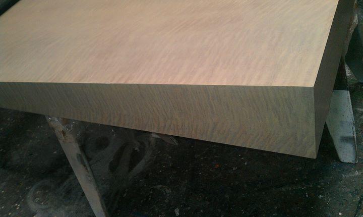 Faux Intègre Wood Ramp