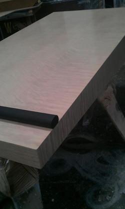 My faux Anigre wood finish.jpg