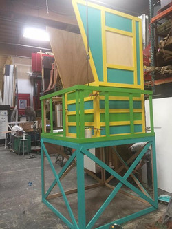 12ft Lifeguard tower
