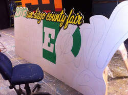 in progress 5x10ft sign