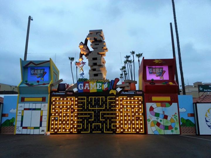 SD Fair entrance