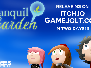 Tranquil Garden Mobile Tie-In OUT NOW and Main Game OUT IN TWO DAYS