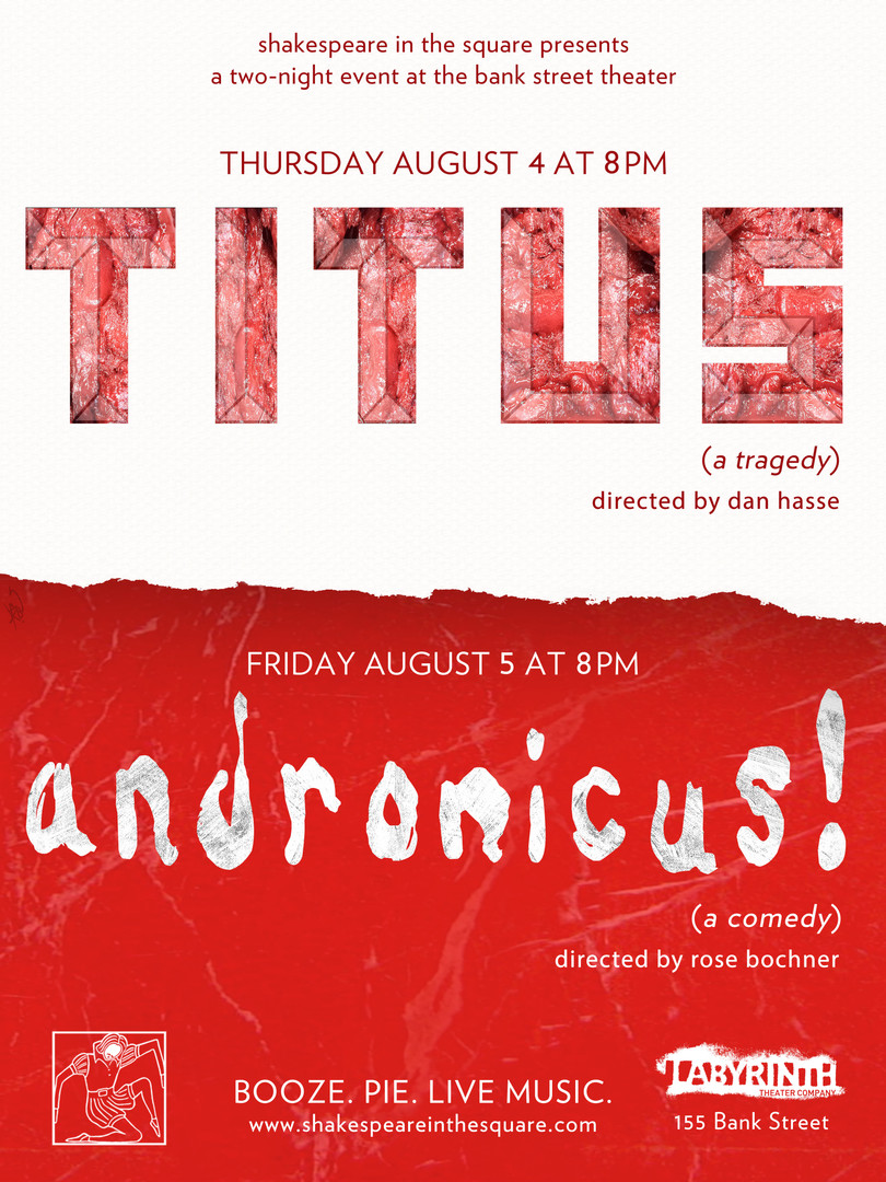 TITUS // andronicus!