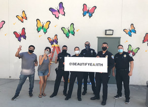 Launching the Butterfly Project with the Santa Monica Police Department