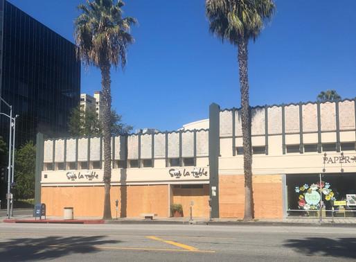 Downtown Santa Monica, Sur La Table Mural Opportunity