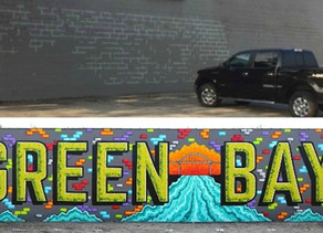 'Beautify'ing Green Bay's Olde Main Street – One Mural Masterpiece At A Time