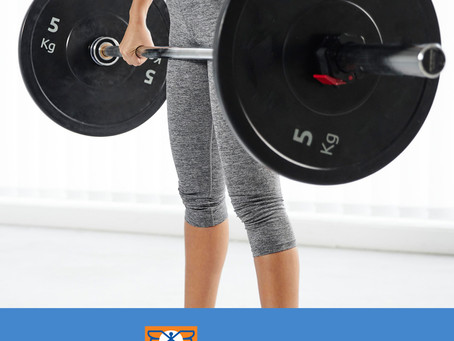 Boost Your Metabolism: Weight train