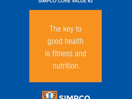 The Key To Good Health