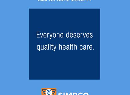 SIMPCO's Core Values