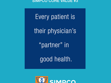 A Message From Our SIMPCO Team