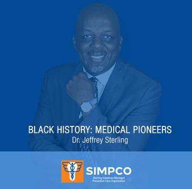 BLACK MEDICAL PIONEERS:
