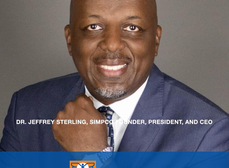 Meet the Team! Dr. Jeffrey Sterling