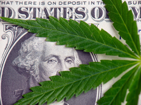 BREAKING BUDZ...I Mean NEWS! The IRS Adds Marijuana Industry Page To Website