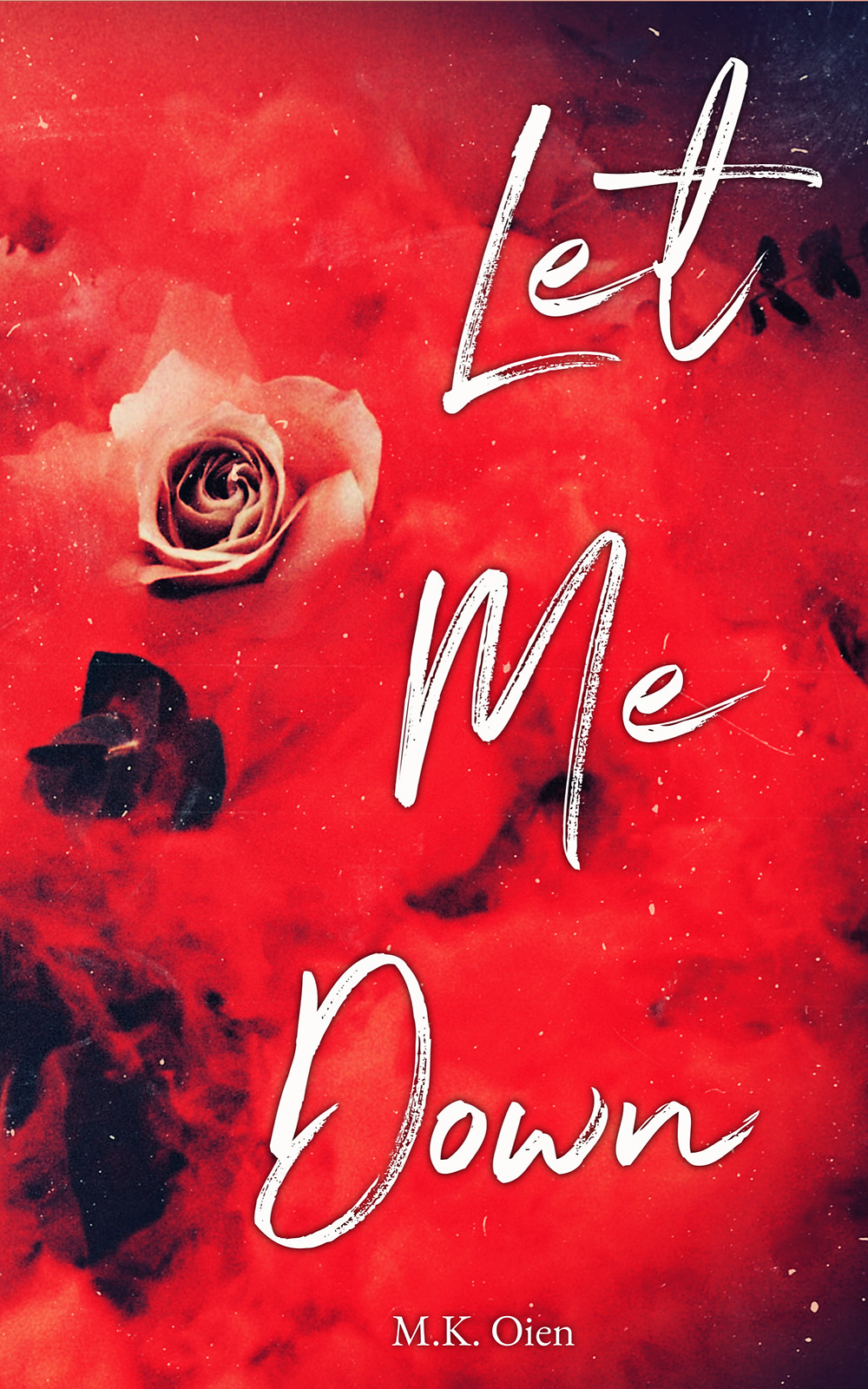 Let Me Down Ebook Cover