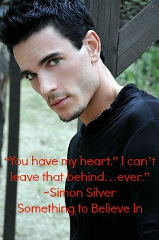 Have you met Simon Silver yet?