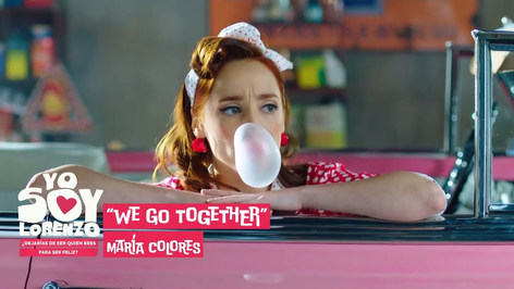 We Go Together - Maria Colores