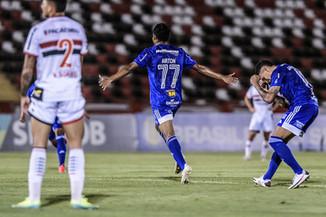 Botafogo-SP 0x1 Cruzeiro: Sextou com vitória em Ribeirão