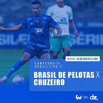 Pré-jogo: Brasil de Pelotas x Cruzeiro