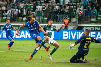 Palmeiras 0x1 Cruzeiro: Vitória na raça e superação