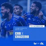 Pré-jogo: CRB x Cruzeiro