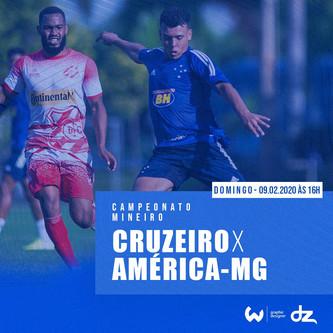 Pré-jogo: Cruzeiro x América-MG