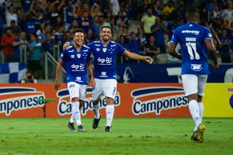 Cruzeiro 3x0 Caldense: Com tranquilidade e sem esforço
