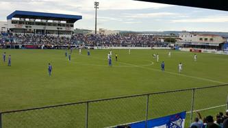 URT 1x1 Cruzeiro: Empate e nenhum ponto positivo.
