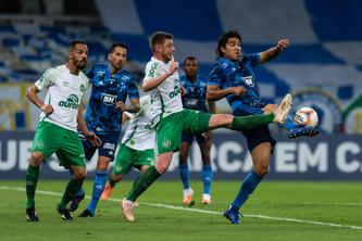 Replay de Filme Ruim: Cruzeiro 0x1 Chape