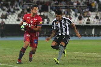 Botafogo 1x1 Cruzeiro: Ah, se não fosse o talento de Fábio!