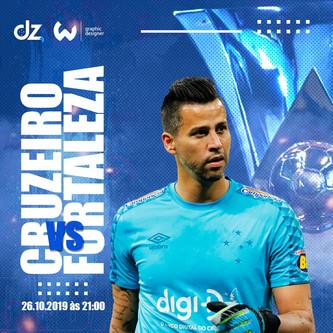 Pré-jogo: Cruzeiro x Fortaleza