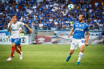 Cruzeiro 1x1 Bahia: Faltou ousadia