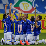 Cruzeiro 2x0 Paraná: Scolarismo Azul