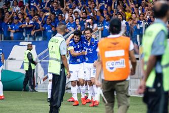 Cruzeiro 3x0 América